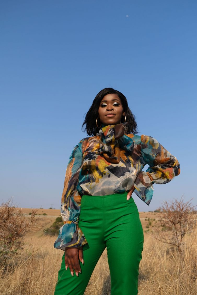 Colorful Summer Blouses : R650.00